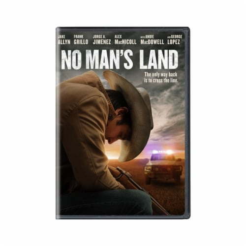 No Man's Land (2020 - DVD) Perspective: front