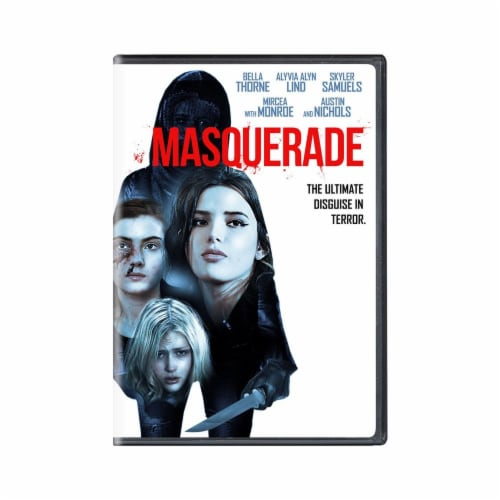 Masquerade (DVD) Perspective: front