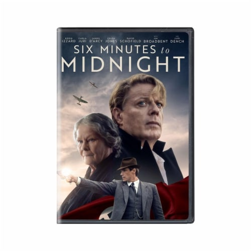 Six Minutes to Midnight (DVD) Perspective: front