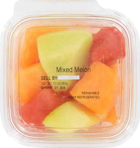 Fresh Kitchen Mixed Melon Perspective: front
