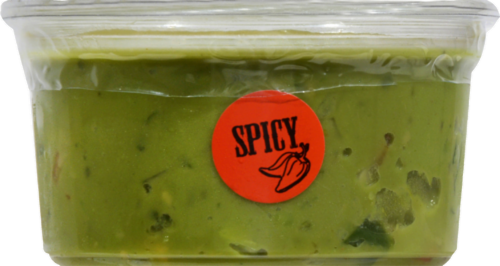 Fresh Kitchen Spicy Guacamole Perspective: front