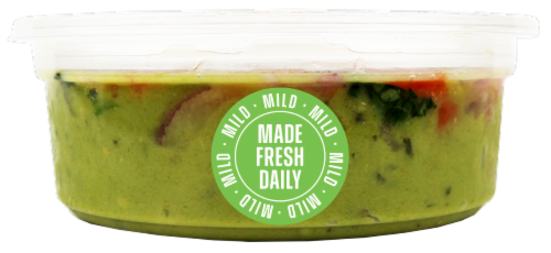 Fresh Kitchen Small Mild Guacamole 9 Oz Qfc