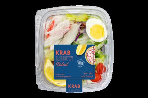 Garden Highway Krab Louie Salad Perspective: front