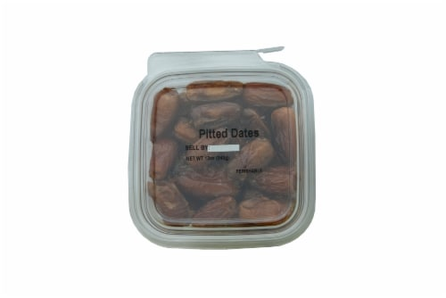 Fresh Kitchen Pitted Dates Perspective: front