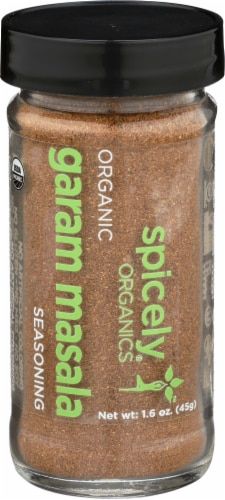 Simply Organic Garam Masala Seasoning Perspective: front