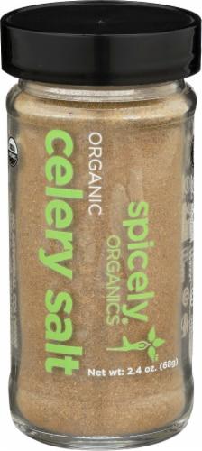 Spicely Organics Celery Salt Perspective: front