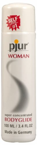 Pjur  Woman Concentrated Silicone Personal Lubricant Perspective: front