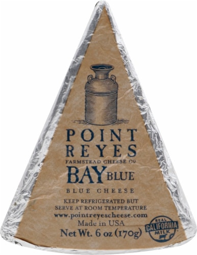 Point Reyes Bay Blue Cheese Perspective: front