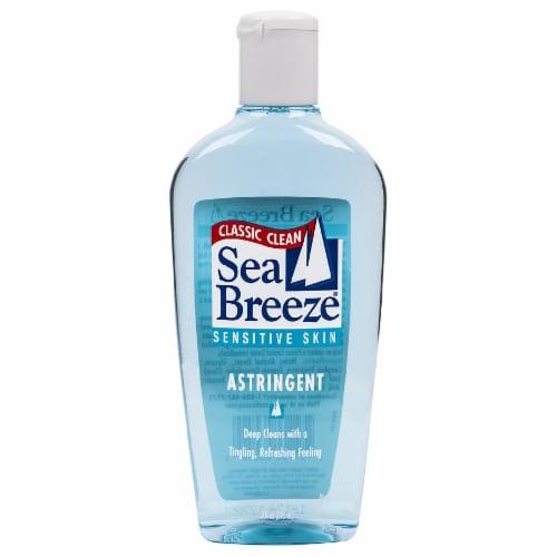 Sea Breeze Sensitive Skin Fresh-Clean Astringent Perspective: front