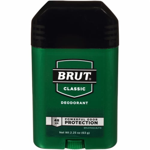 Brut Classic Deodorant Perspective: front