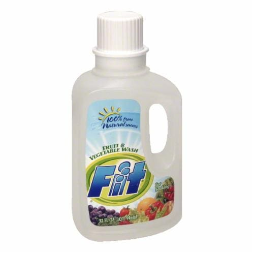 Fit Organic Fruit & Vegetable Wash Perspective: front