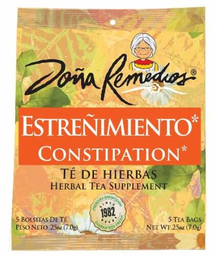 Foods Co  - Dona Remedios Estrenimiento* Constipation Tea
