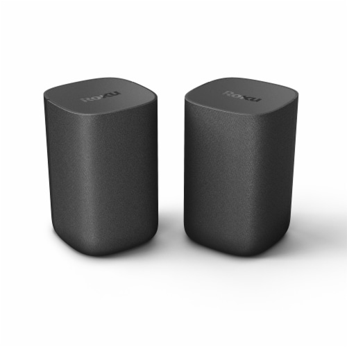Roku Wireless Speaker System Perspective: front