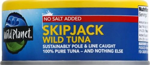 Wild Planet Wild Skipjack Light Tuna Perspective: front