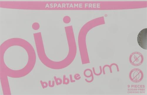 Pur Bubblegum Perspective: front