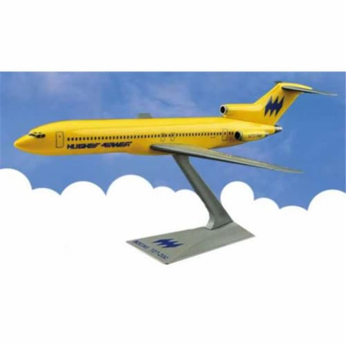Daron LP10213 B727-200 Hughes Air West Perspective: front
