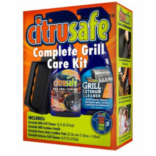 Bryson Industries 272106 Grill Care Kit - 3 Piece Perspective: front