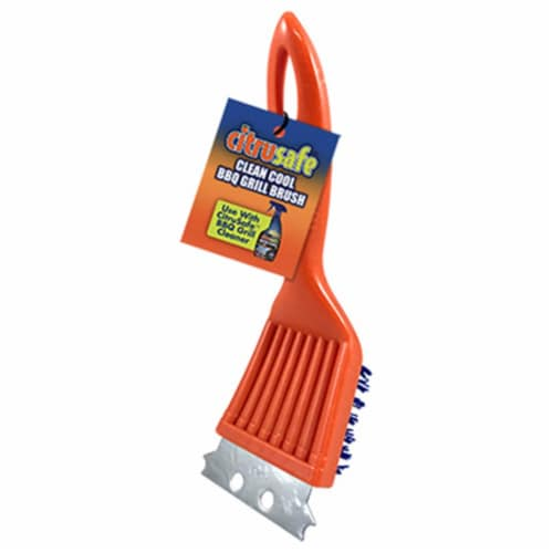 Bryson Industries 258706 6 in. Nylon Grill Brush Perspective: front