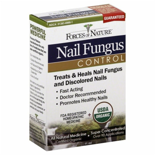 Forces Of Nature Nail Fungus Control Perspective: front