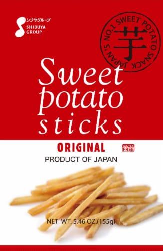Shibuya Original Sweet Potato Sticks Perspective: front