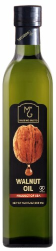 MG Massimo Gusto Walnut Oil Perspective: front