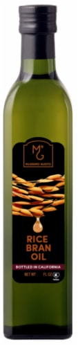 Massimo Gusto® Rice Bran Oil Perspective: front