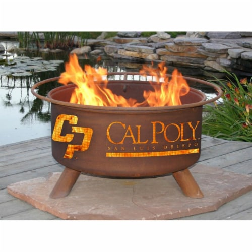 Patina Products F235 Cal Poly San Luis Obispo Pit Perspective: front