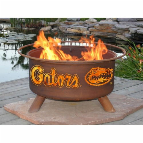 Patina Products F423 Florida Fire Pit Perspective: front