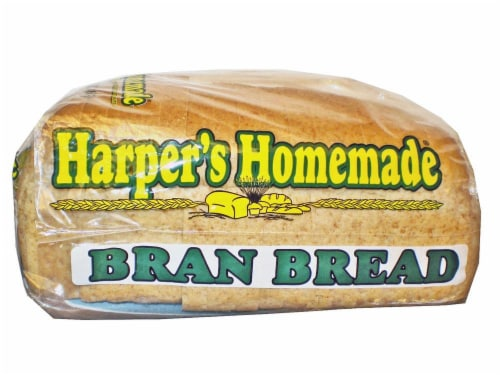 Harper's Homemade® Bran Bread Perspective: front