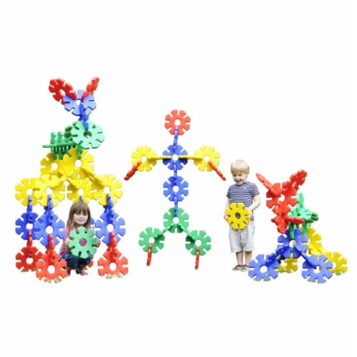 Polydron 1559059 Giant Octoplay, Set of 80 Perspective: front