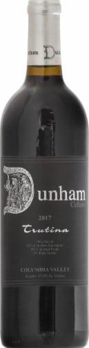 Dunham Cellars Trutina Red Blend Perspective: front