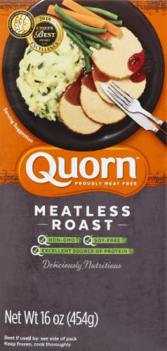 Quorn Meatless Roast Perspective: front