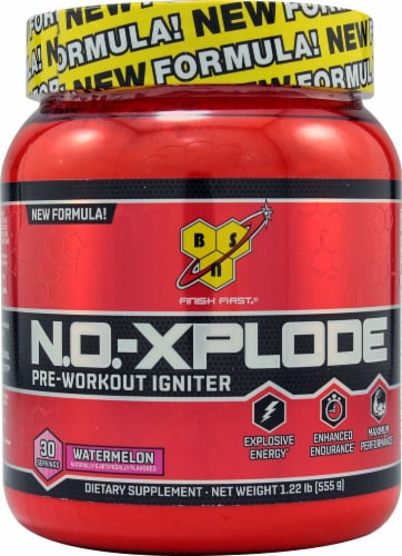 BSN  N.O.-XPLODE™   Watermelon Perspective: front