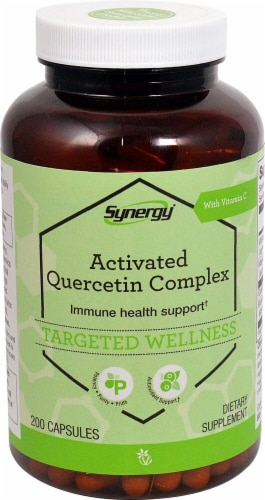 Vitacost  Synergy Activated Quercetin Complex Perspective: front