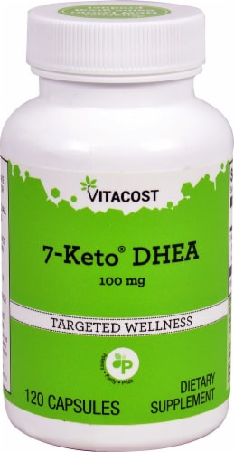 Vitacost  7-Keto® DHEA Perspective: front