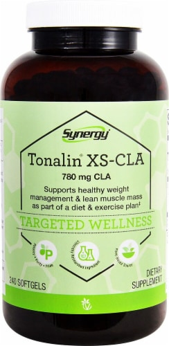 Vitacost Synergy Tonalin XS-CLA Perspective: front