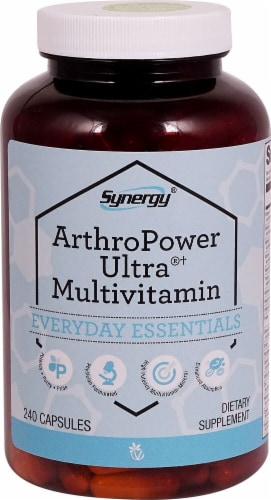 Vitacost Synergy ArthroPower Ultra Multivitamin Perspective: front
