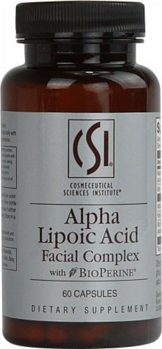 CSI Alpha Lipoic Acid Facial Complex with BioPerine® Perspective: front