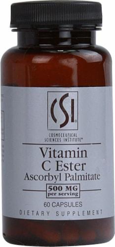 CSI  Vitamin C Ester Ascorbyl Palmitate Perspective: front