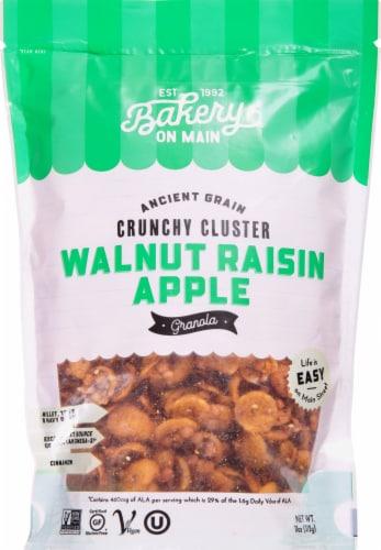 Bakery on Main Gluten-Free Apple Raisin Walnut Granola Perspective: front