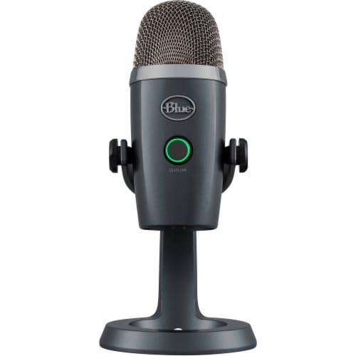 Blue Yeti Microphone Perspective: front