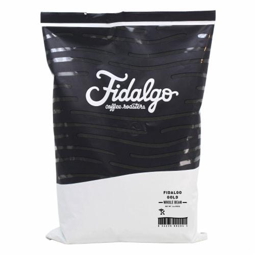 Fidalgo Gold, Whole Bean, 2lb bag Perspective: front