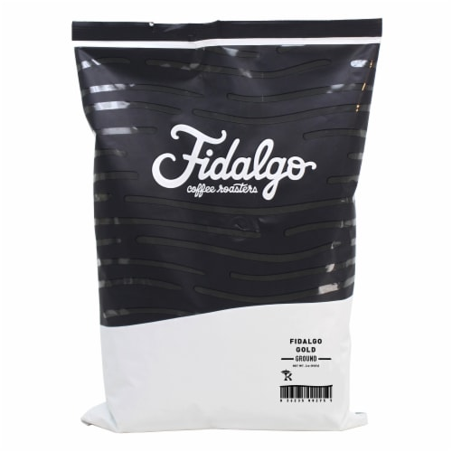 Fidalgo Gold, Drip Grind, 2lb bag Perspective: front