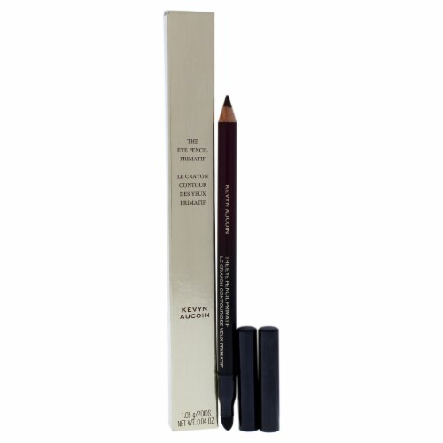 Kevyn Aucoin The Eye Pencil Primatif  Basic Brown Eyeliner 0.04 oz Perspective: front