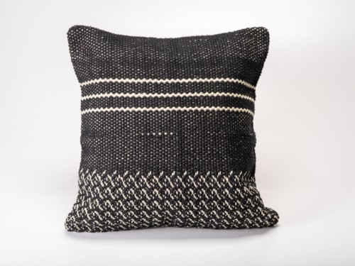 Casa Mia Decorative Throw Pillow Hand Made Perspective: front