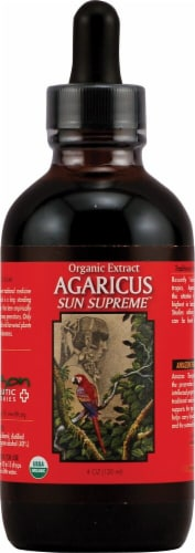 Amazon Therapeutic Labs  Agaricus Sun Supreme Perspective: front