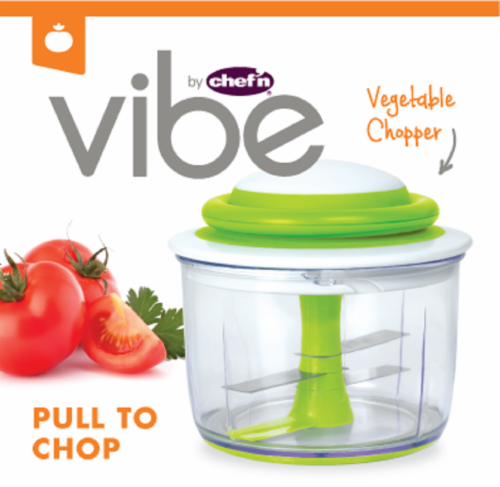 Vibe by Chef'N Vegetable Chopper Perspective: front