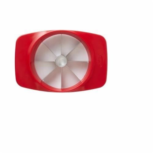 Chefn Apple Corer & Slicer, Red Perspective: front