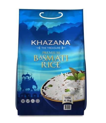 Khazana Premium Basmati Rice Perspective: front