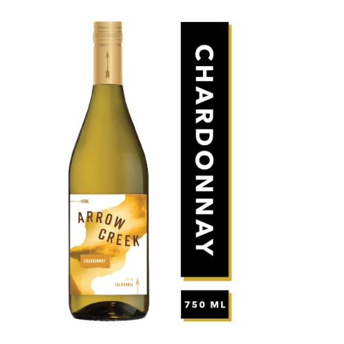 Arrow Creek Chardonnay Perspective: front